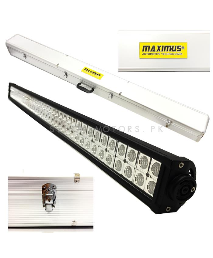 Maximus 300W 100 SMD Bar Light with Box - 4.2 Foot 52 Inches-SehgalMotors.Pk