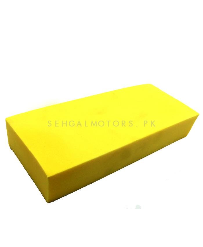 Water Magnet Sponge Yellow-SehgalMotors.Pk