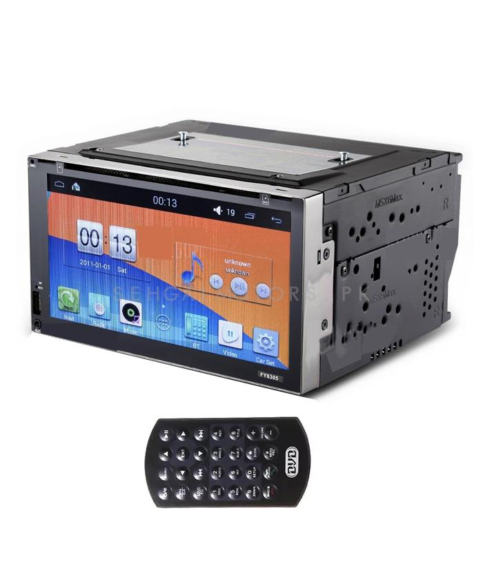 Buy Android 4.4.4 Car LCD Player BLACK