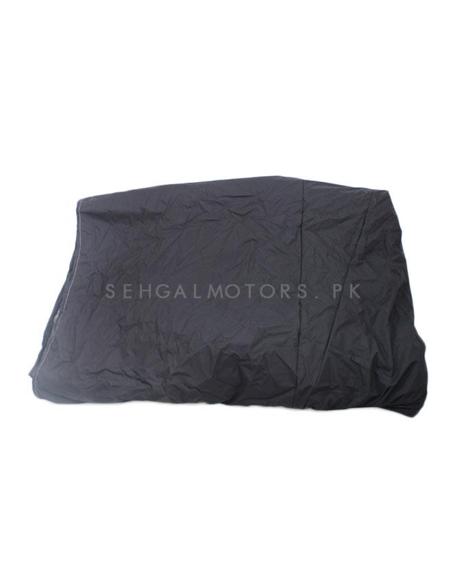 Suzuki Mehran Rubber Code Top Cover Black-SehgalMotors.Pk