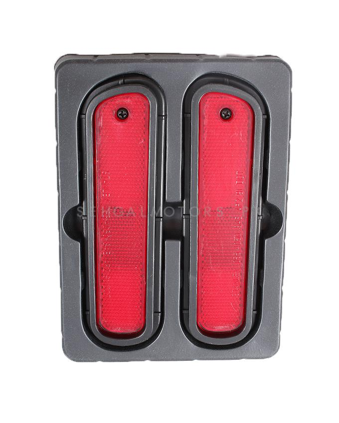Red LED Reflector-SehgalMotors.Pk