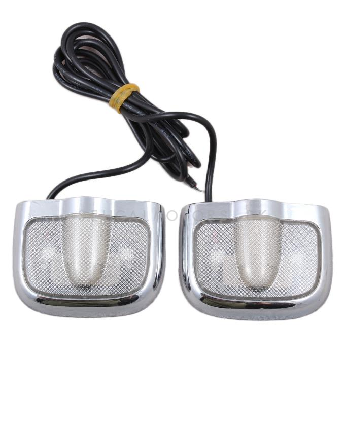 Ghost Shadow Floor LED Light - Skull-SehgalMotors.Pk