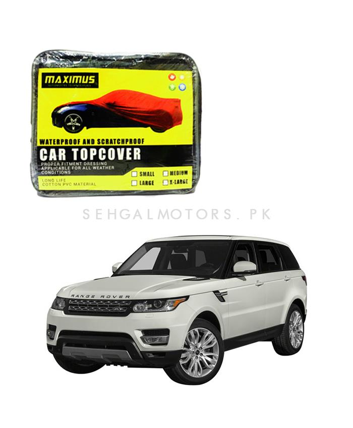 Range Rover Sport Maximus Non Woven Car Cover   Model 2014    2017 SehgalMotors.