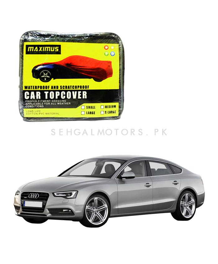 Audi A Maximus Non Woven Car Cover Model - Audi a5 car cover