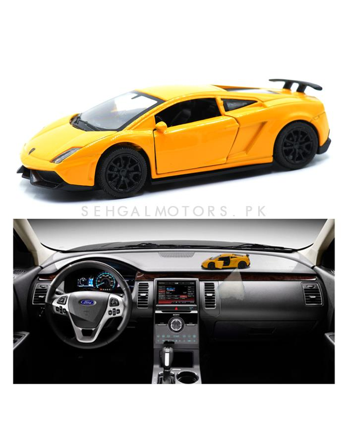Sports Car Perfume Yellow-SehgalMotors.Pk
