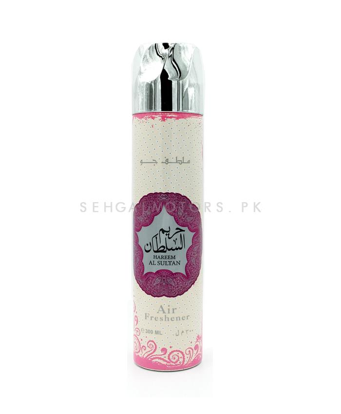 Ard Al Zaafaran Air Freshener 300ML Hareem Al Sultan – Made in UAE-SehgalMotors.Pk