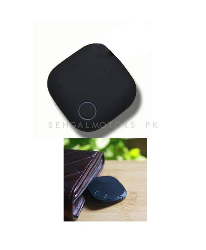 Bluetooth Wallet Key Finder Square | Random Colors |  Find Your Keys, Wallet & Phone with Tile iwallet Lost and Found Device-SehgalMotors.Pk
