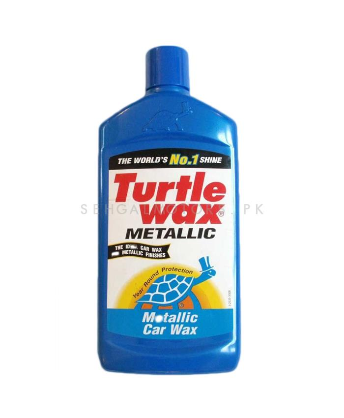 Buy Turtle Wax Metallic Car Wax 500ml In Pakistan