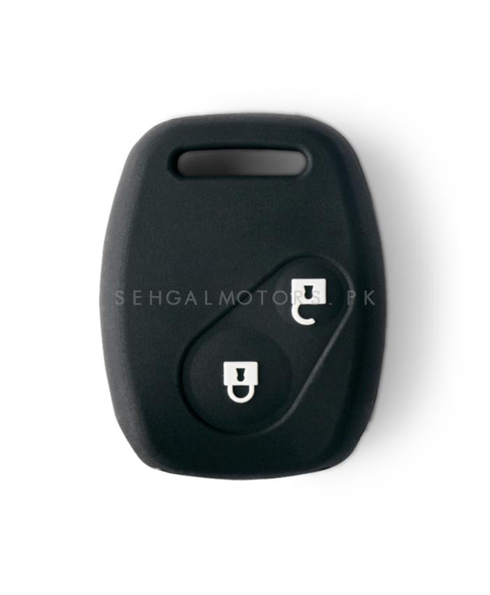 Honda City PVC / Silicone Protection Key Cover 2 button - Model 2008-2014-SehgalMotors.Pk