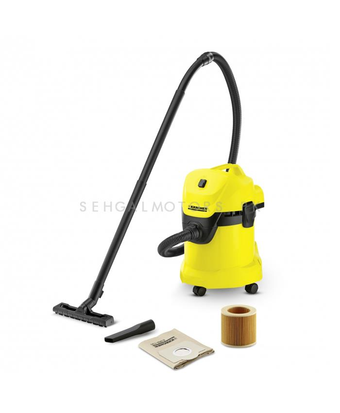 Karcher Multi Purpose Vacuum Cleaner WD 3 - 17 liters-SehgalMotors.Pk