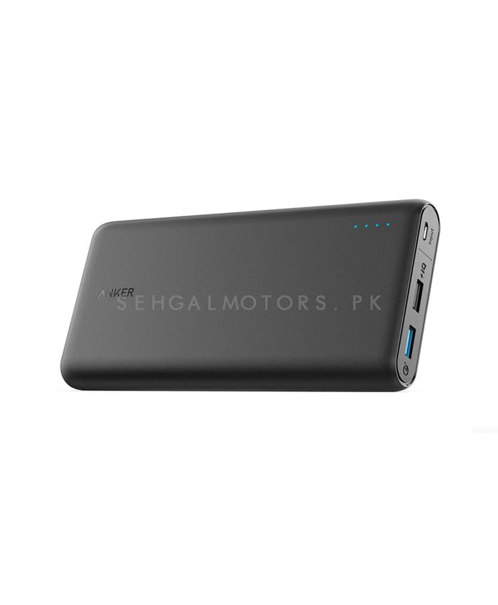 Anker PowerCore Speed 20000 mAh Quick Charge 3.0-SehgalMotors.Pk