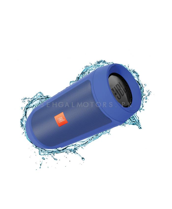 JBL Charge Orange Bluetooth Speaker | Bluetooth Wireless Speakers Waterproof Stereo Column Portable Speaker-SehgalMotors.Pk