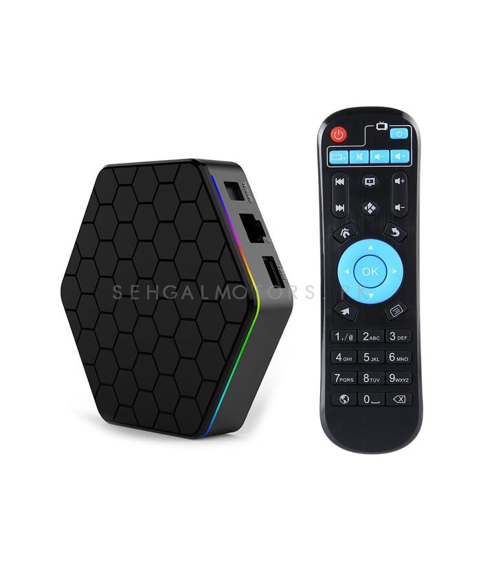 Android Octa Core Smart TV Box - T95Z-SehgalMotors.Pk