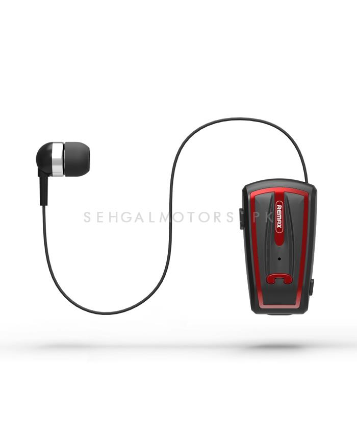 Remax Bluetooth Headset Clip On - T12-SehgalMotors.Pk