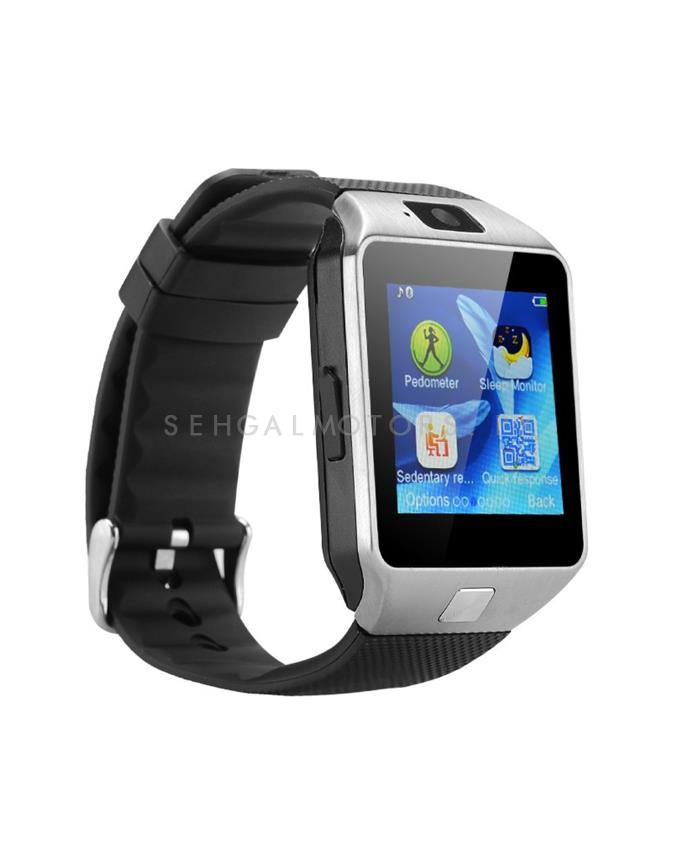 Premium Android Black Smart Watch - DZ09-SehgalMotors.Pk