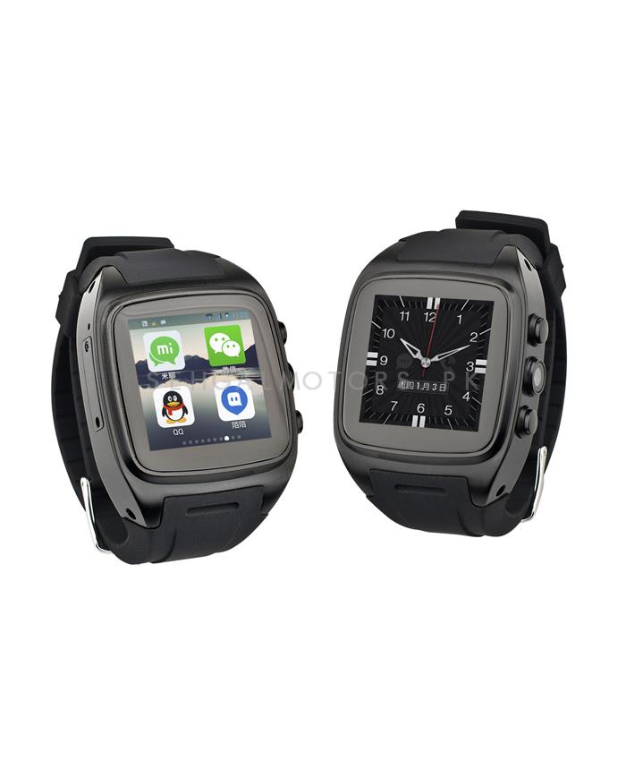 Premium Android Wifi Smart Watch - X02-SehgalMotors.Pk