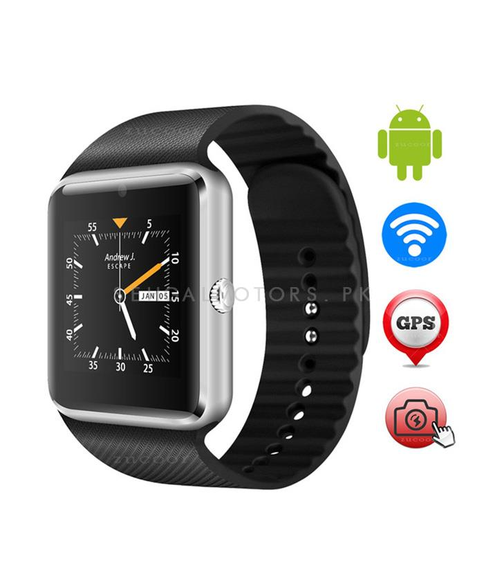Premium Android Wifi Smart Watch - GT08-SehgalMotors.Pk