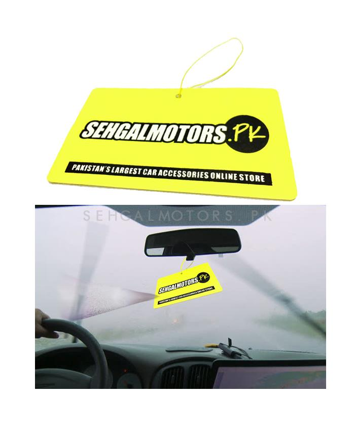 SehgalMotors.Pk Car Perfume Fragrance Card | Car Perfume | Fragrance | Air Freshener | Best Car Perfume | Natural Scent | Soft Smell Perfume-SehgalMotors.Pk
