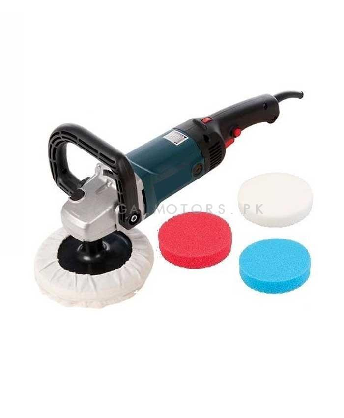 Dise Polishing Buffer - 180A  | Electric Polisher Sander | Paint Care Tool Car Polishing Machine Buffer Waxer For Vehicle-SehgalMotors.Pk