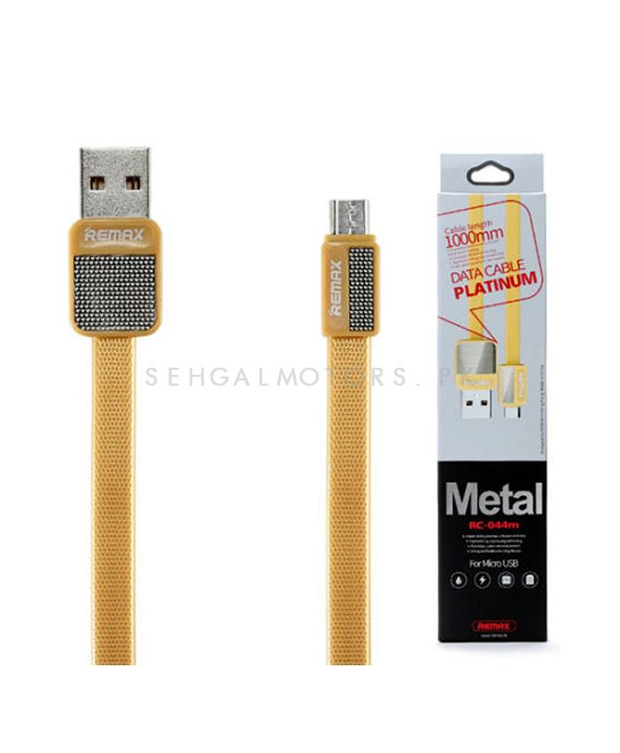 Remax Data cables Platinum Android - 1m-SehgalMotors.Pk