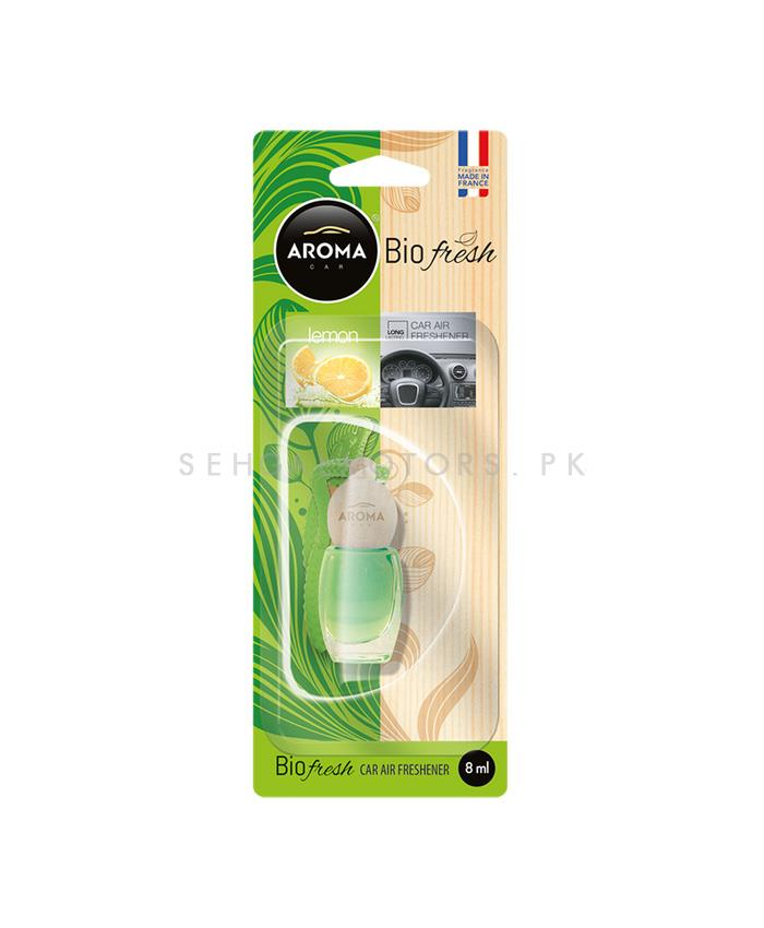 AROMA Bio Fresh Hanging Bottle - Lemon-SehgalMotors.Pk