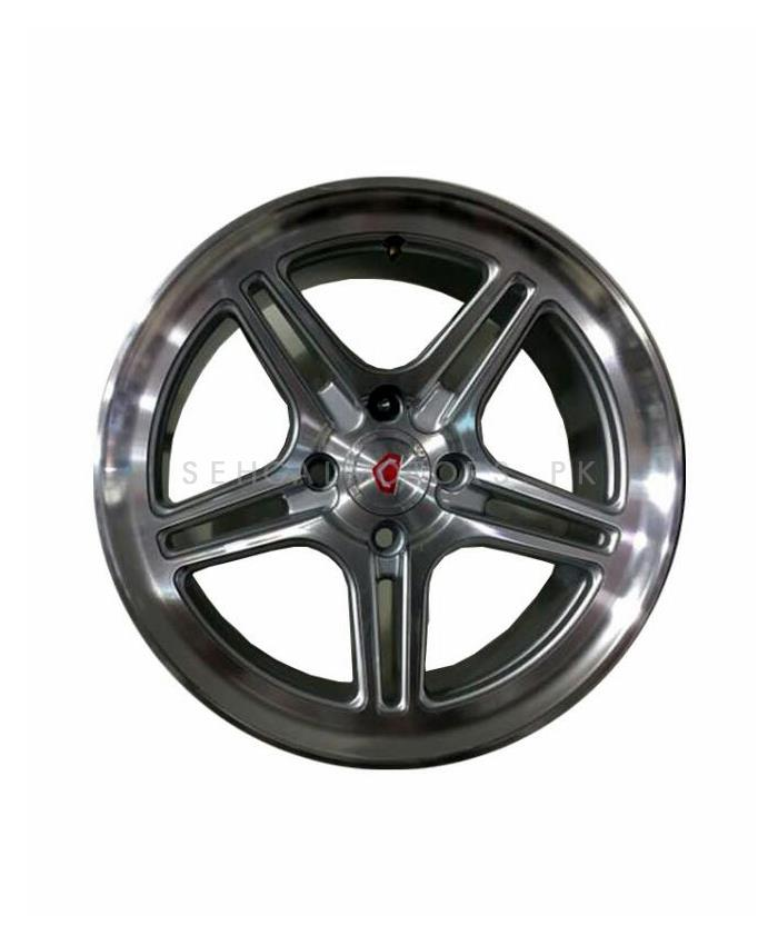 Buy Alloy Rim 100 Pcd 4 Hole 15inches In Pakistan
