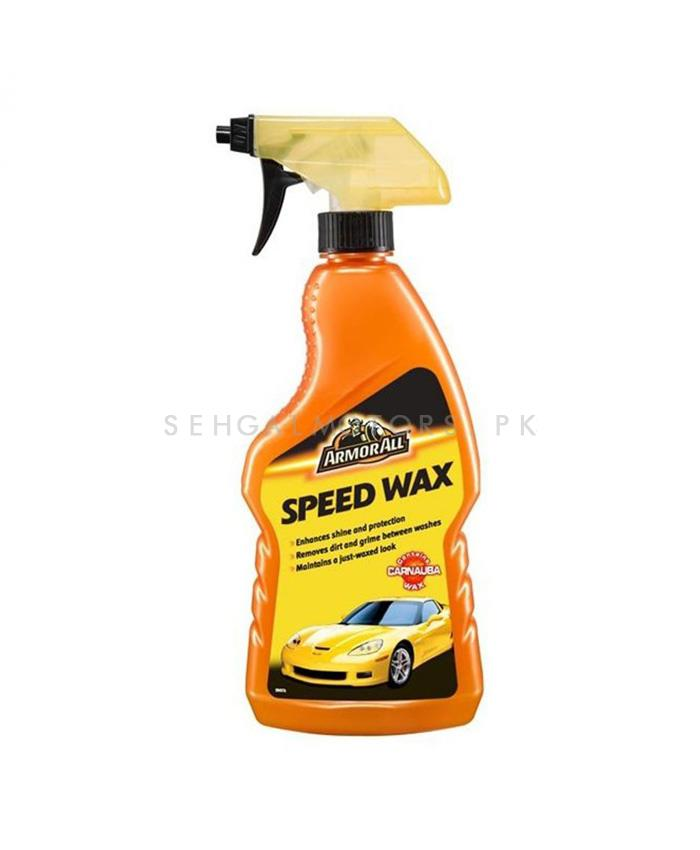 Armor All Speed Wax Spray-SehgalMotors.Pk