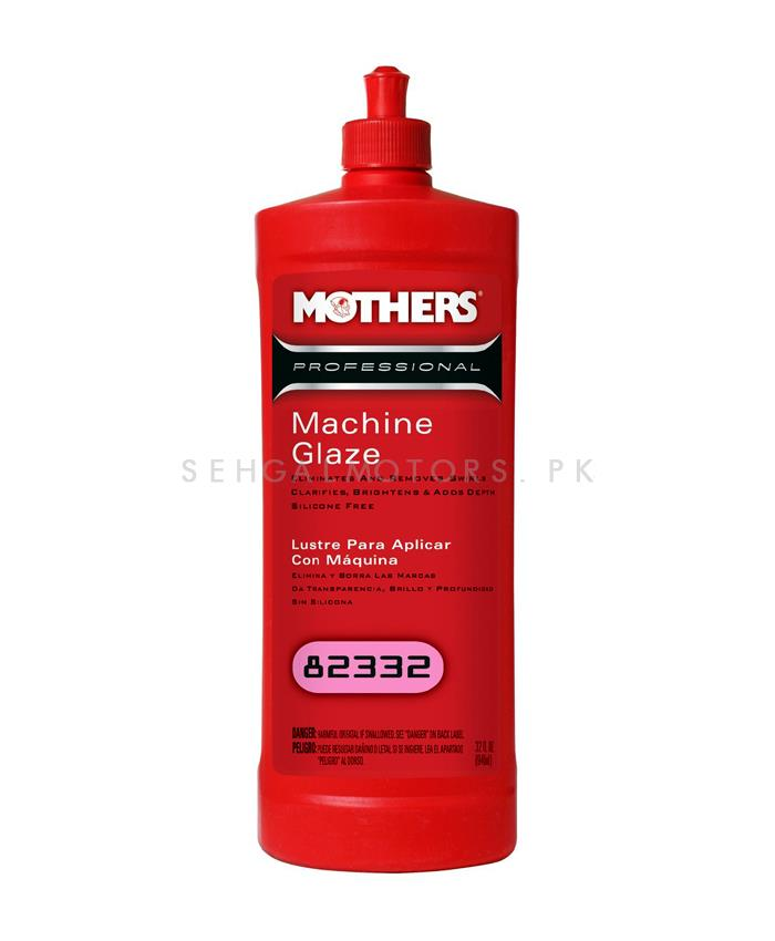 Mothers Machine Glaze - 32oz-SehgalMotors.Pk