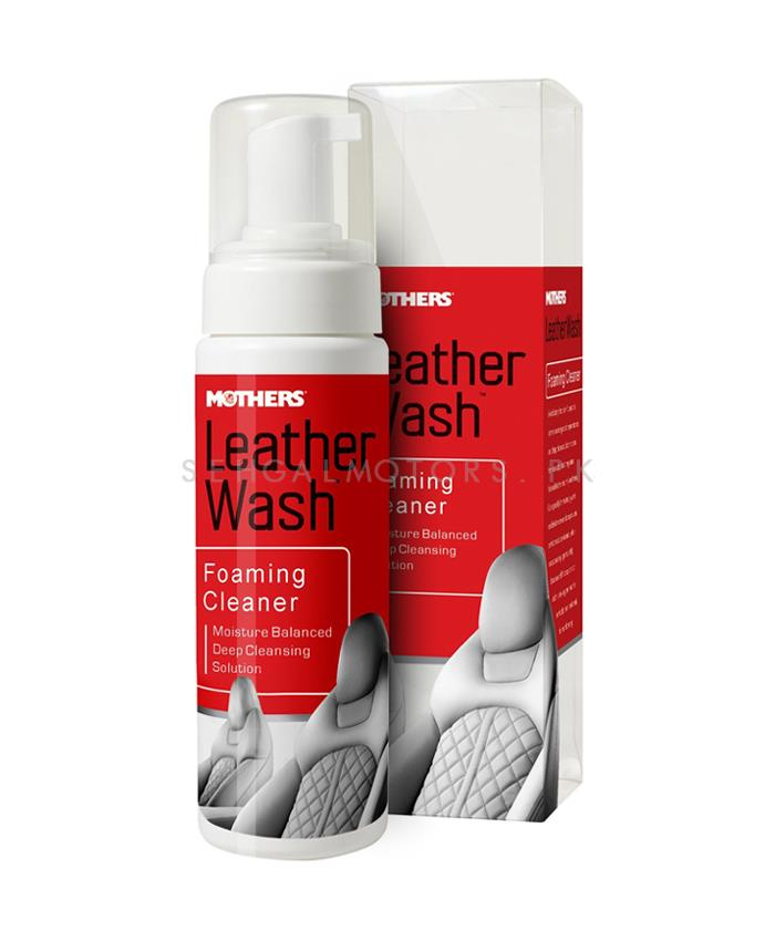Mothers Leather Tech Foaming Wash - 8oz-SehgalMotors.Pk