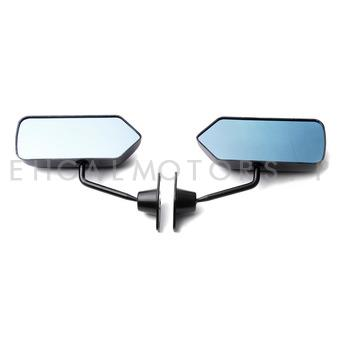 F1 Carbon Fiber Side Mirror - Universal-SehgalMotors.Pk