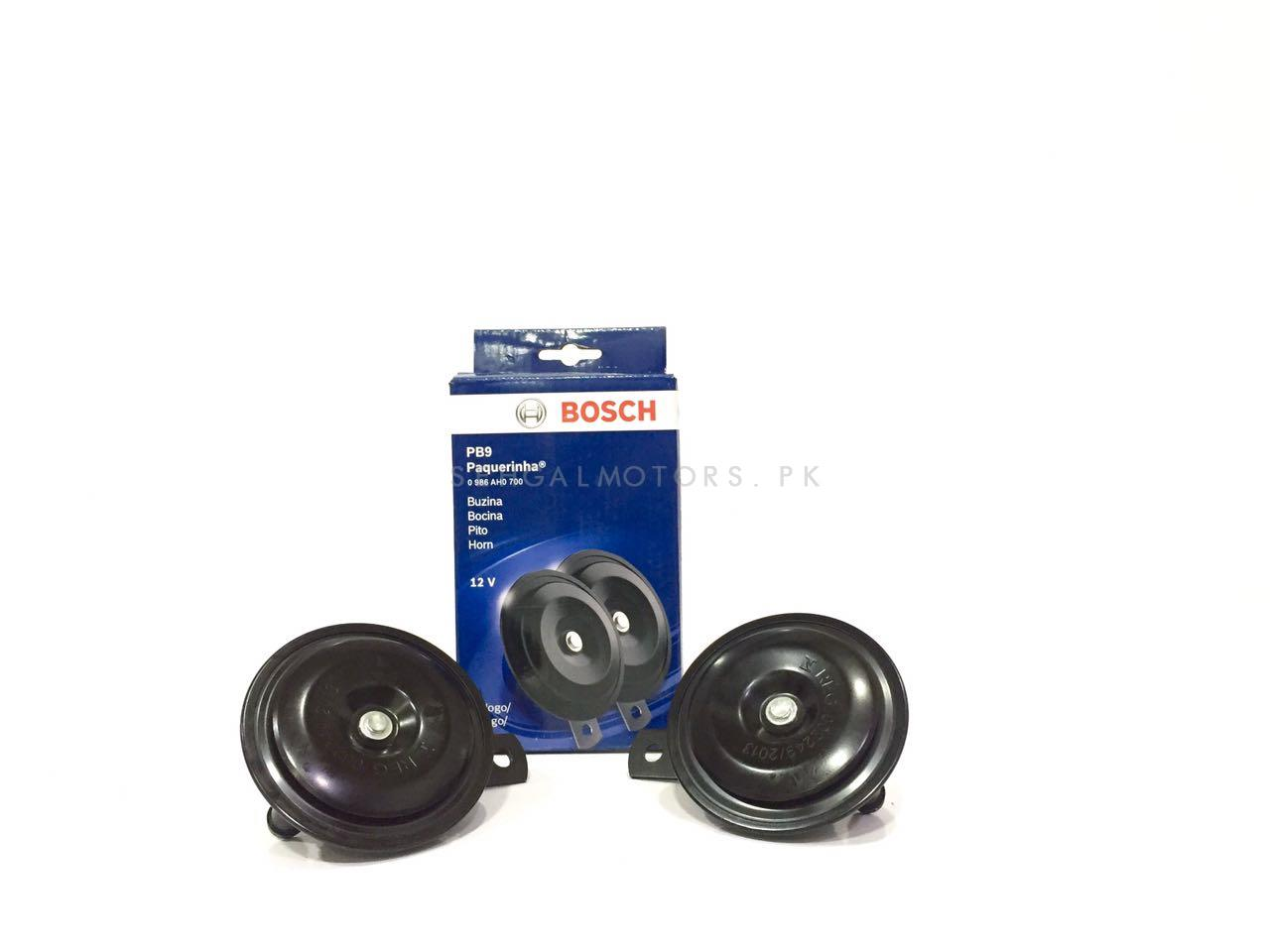 Bosch PB9 Disc Durable Horn Durable Horn | Loud Horn | Exponential Horn | Vehicle Horn -SehgalMotors.Pk