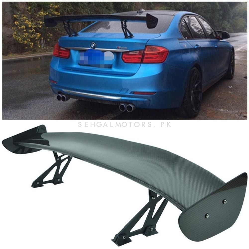Buy Car Gt Wing Spoiler Abs Material With Metal Base In