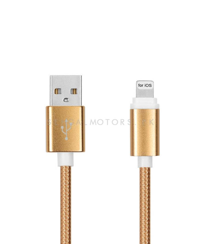 High Speed IPhone Data cables-SehgalMotors.Pk