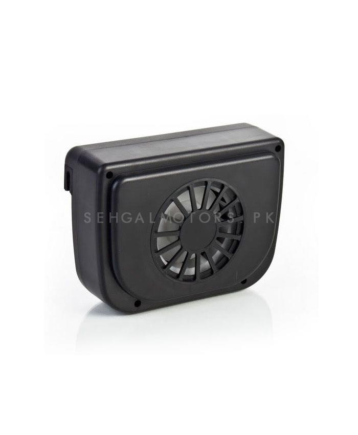 Solar Powered Heat Ventilation Exhaust Fan Small-SehgalMotors.Pk