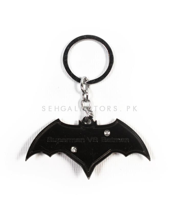 Bat Man vs Super Man Key Chain-SehgalMotors.Pk