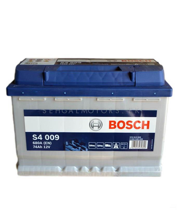 Bosch S4 95 AH E battery with EFB technology-SehgalMotors.Pk