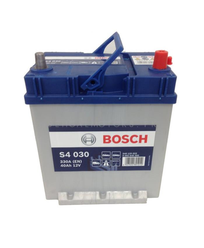 Bosch S4 40 AH E Battery with EFB technology-SehgalMotors.Pk