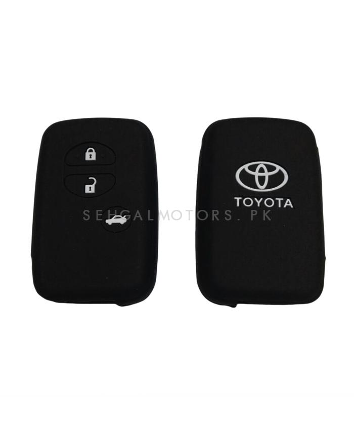Toyota Prius PVC / Silicone Protection Key Cover Model 2014 - 2015-SehgalMotors.Pk