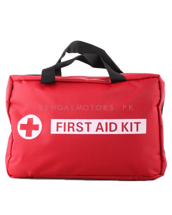 First Aid Kit For Emergency-SehgalMotors.Pk