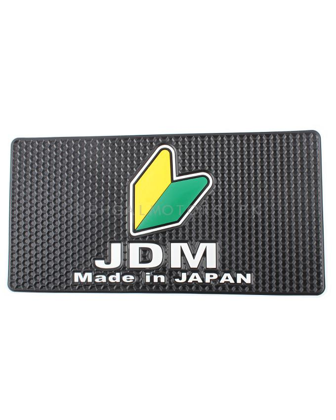 JDM Dashboard Non Slip / Anti-Skid Mat  | Dashboard Cleaner | Interior Cleaner Polish For Dashboard | Automobile Panel Dashboard Wax Cleaner-SehgalMotors.Pk