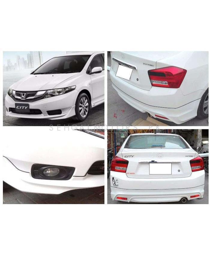 Buy Honda City Modulo Body Kit Bodykit Model 2015 2017