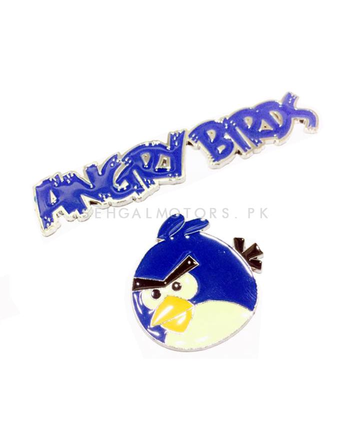 Angry Bird Metal Mono Blue-SehgalMotors.Pk