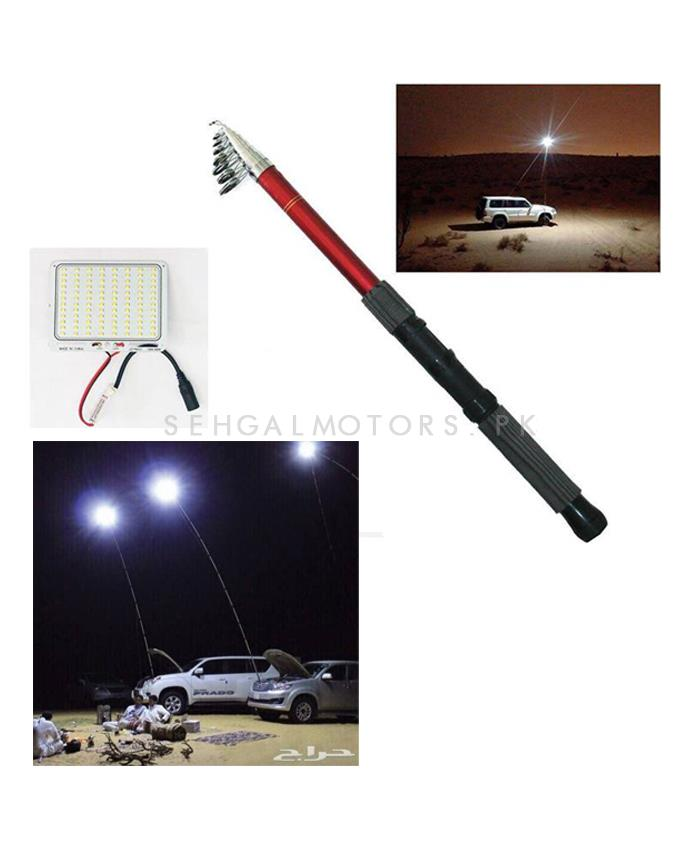 Tourist Camping Light with Remote-SehgalMotors.Pk