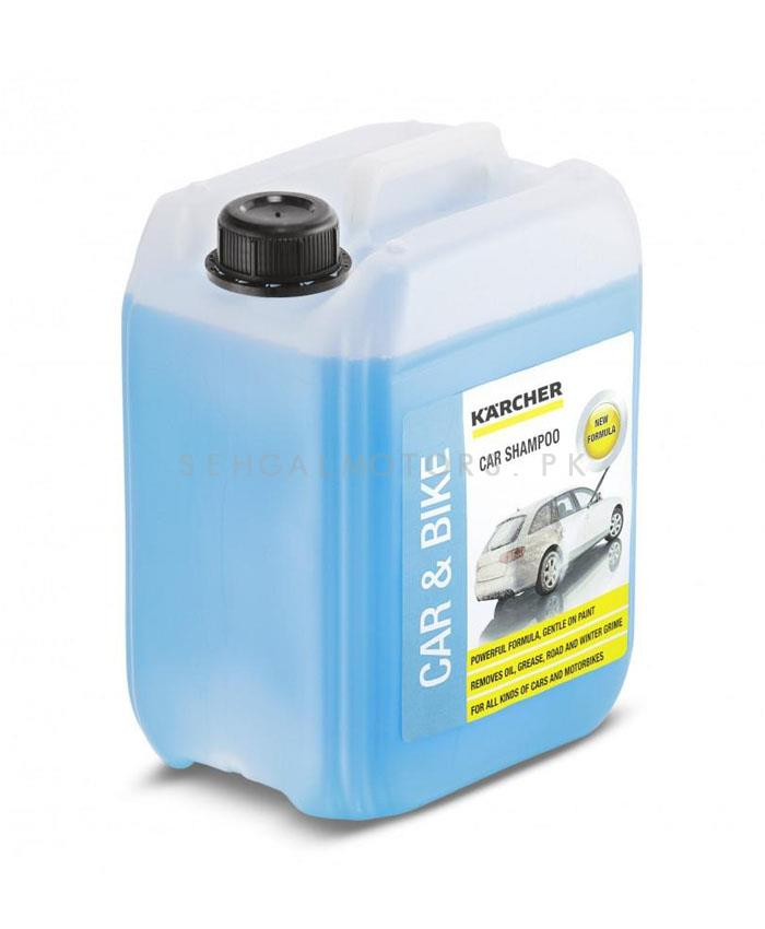Karcher 3 in 1 Shampoo Detergent 5 L-SehgalMotors.Pk