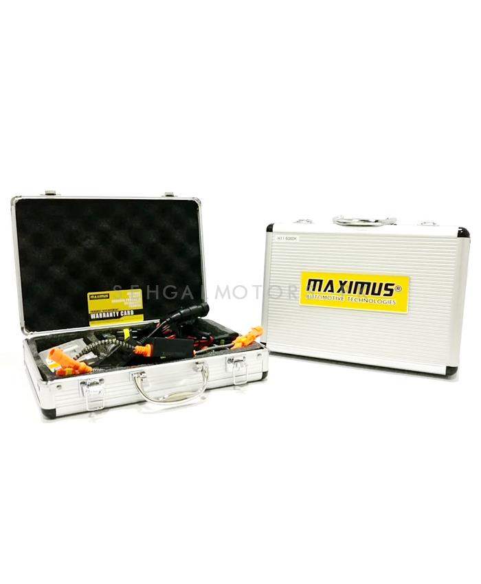 Maximus 55w HID 9005 For Head Lights | Headlamps | Car Front Light | Car Brightest Light-SehgalMotors.Pk