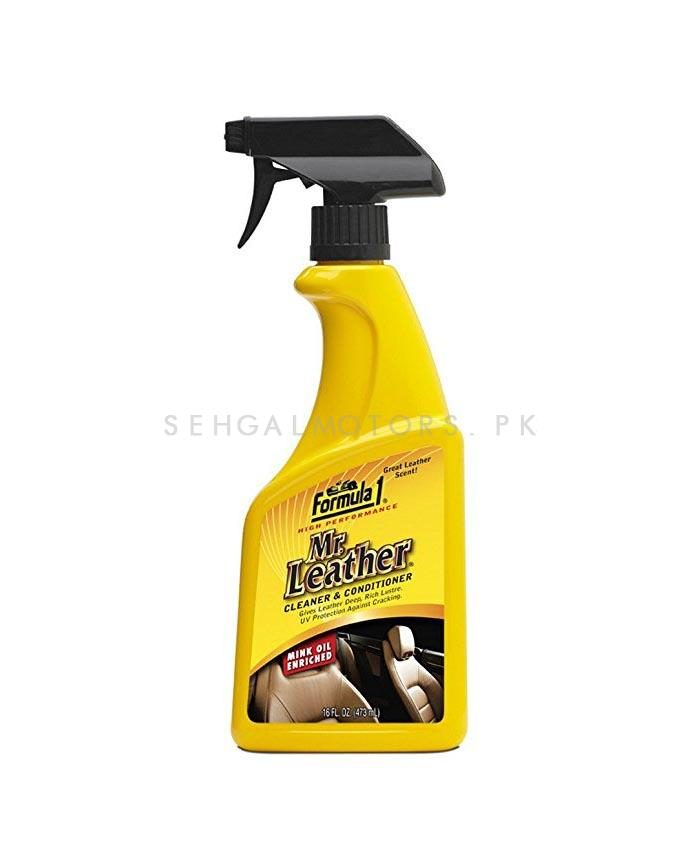 Formula 1 Mr. Leather Liquid 473 ML-SehgalMotors.Pk