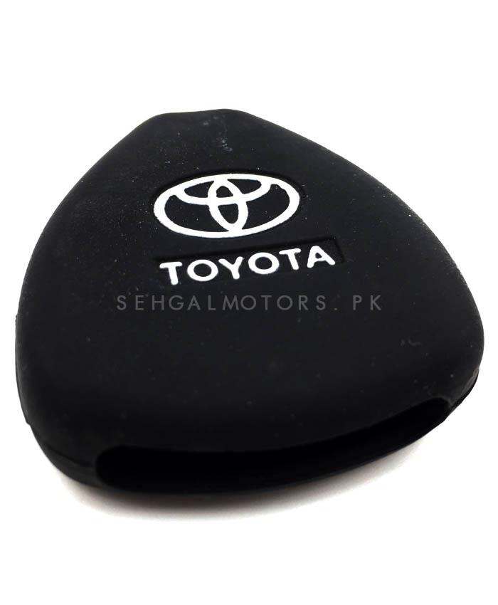 Toyota Corolla PVC / Silicone Protection Key Cover - Model 2009-2013-SehgalMotors.Pk