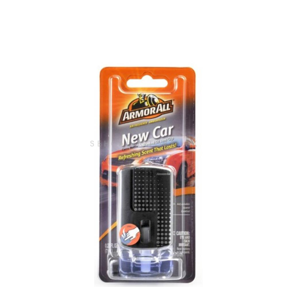 Armor All Vent Air Freshener New Car - 2.5 ML-SehgalMotors.Pk