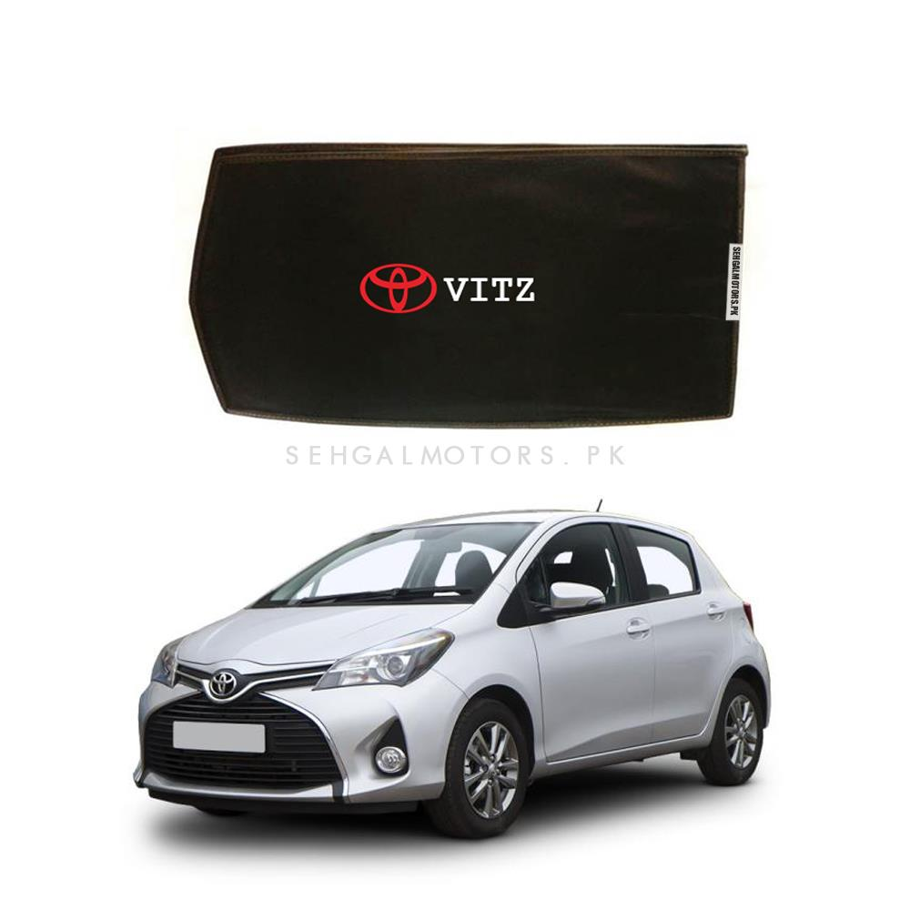 Buy Toyota Vitz Side Sun Shades With Logo