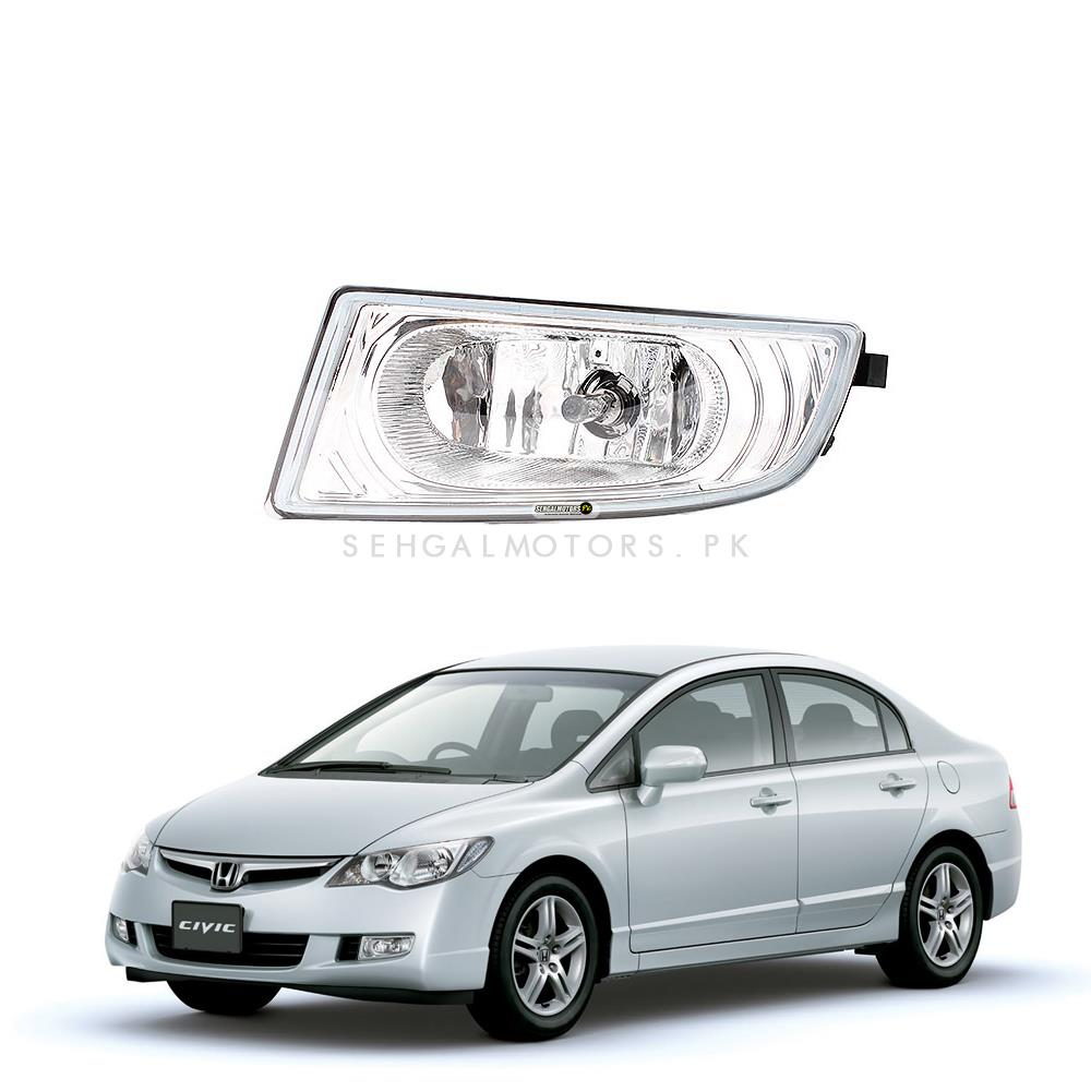 Honda Civic Reborn Fog Lamps   Model 2006 2012   HD159 SehgalMotors.Pk
